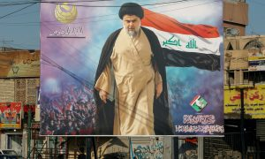 Iraqi cleric Sadr says he won't take part in the October election