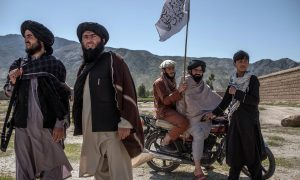 The U.S. looks into having 3 Central Asian states take in at-risk Afghans