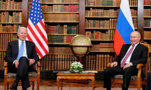 Kremlin says Biden is wrong to say that Russia only has nuclear weapons and oil