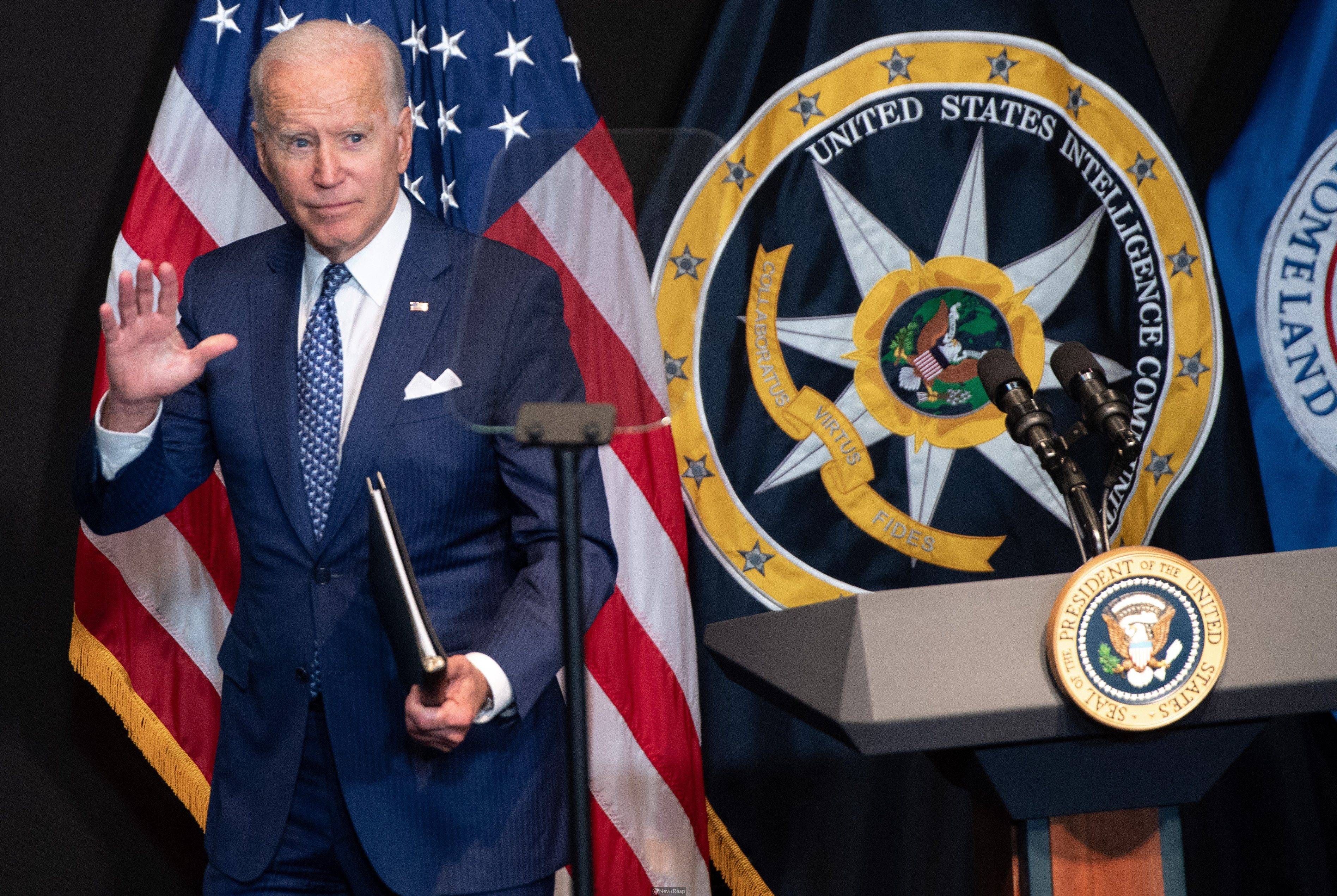 Biden: If U.S. has real shooting war it could be result of cyber attacks
