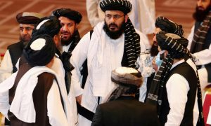 China says Taliban expected to play important Afghan peace role