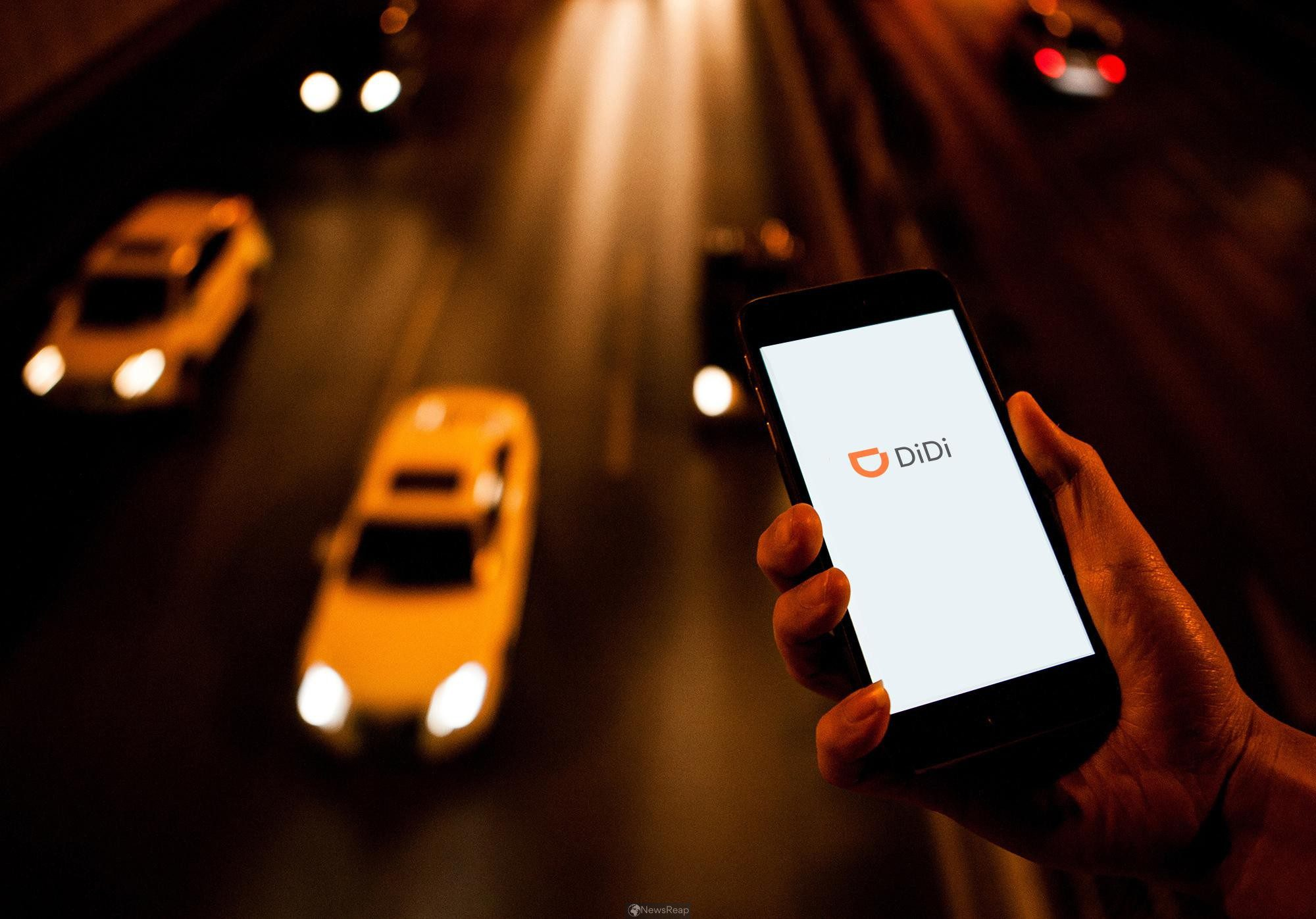 Didi says it stores all China user and roads data in China