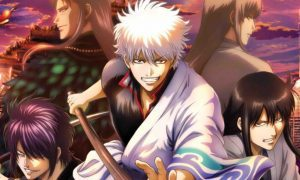 Gintama The Very Final Confirms North American Release Date