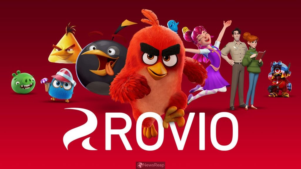 What kind of experience is it like to be the head of product manager at Angry Birds developer Rovio