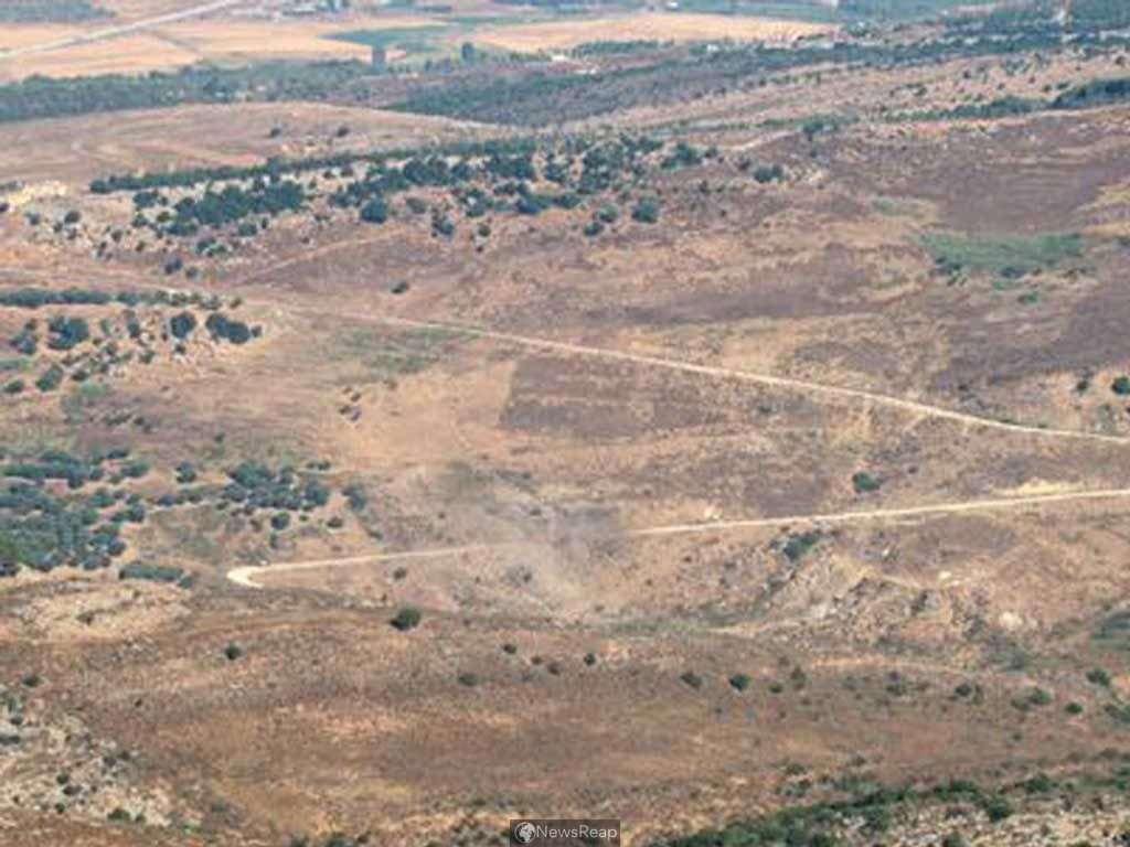 Israeli aircraft strike rocket launch sites in Lebanon military says