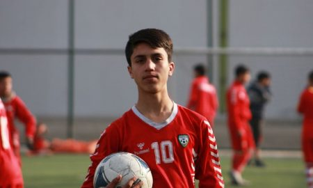 Teenage Afghan footballer fell to death from US plane at Kabul