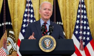 Biden offers a temporary safe haven to Hong Kong residents in the US