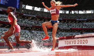 Former CU Buffs Emma Coburn and Valerie Constien advance in Olympic steeplechase