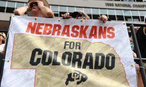 Texas Oklahoma decimated college soccer and now CU Buffs may be wise to follow the path of Nebraska and call Big Ten